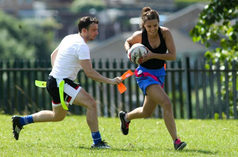 TRY TAG RUGBY TO LAUNCH IN SHEFFIELD