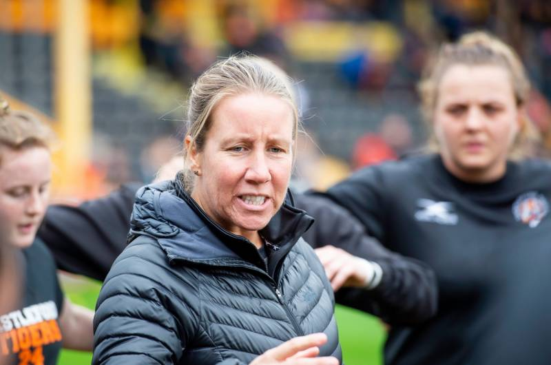 Applications open for new Female Coaching Pathway Programme