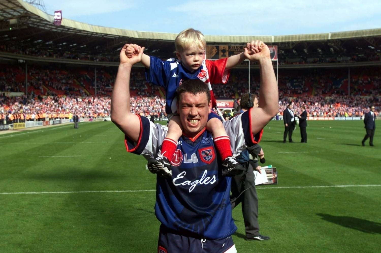 1998 Challenge Cup Final: Sheffield Eagles shock Wigan Warriors