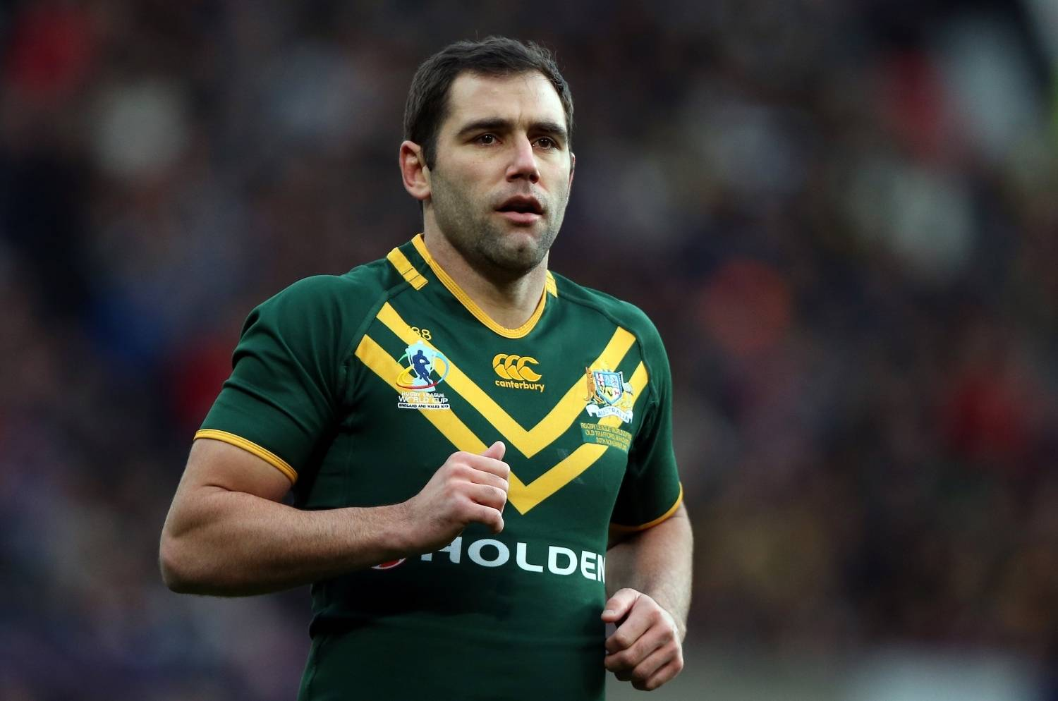 Seven new names in Kangaroos Four Nations squad
