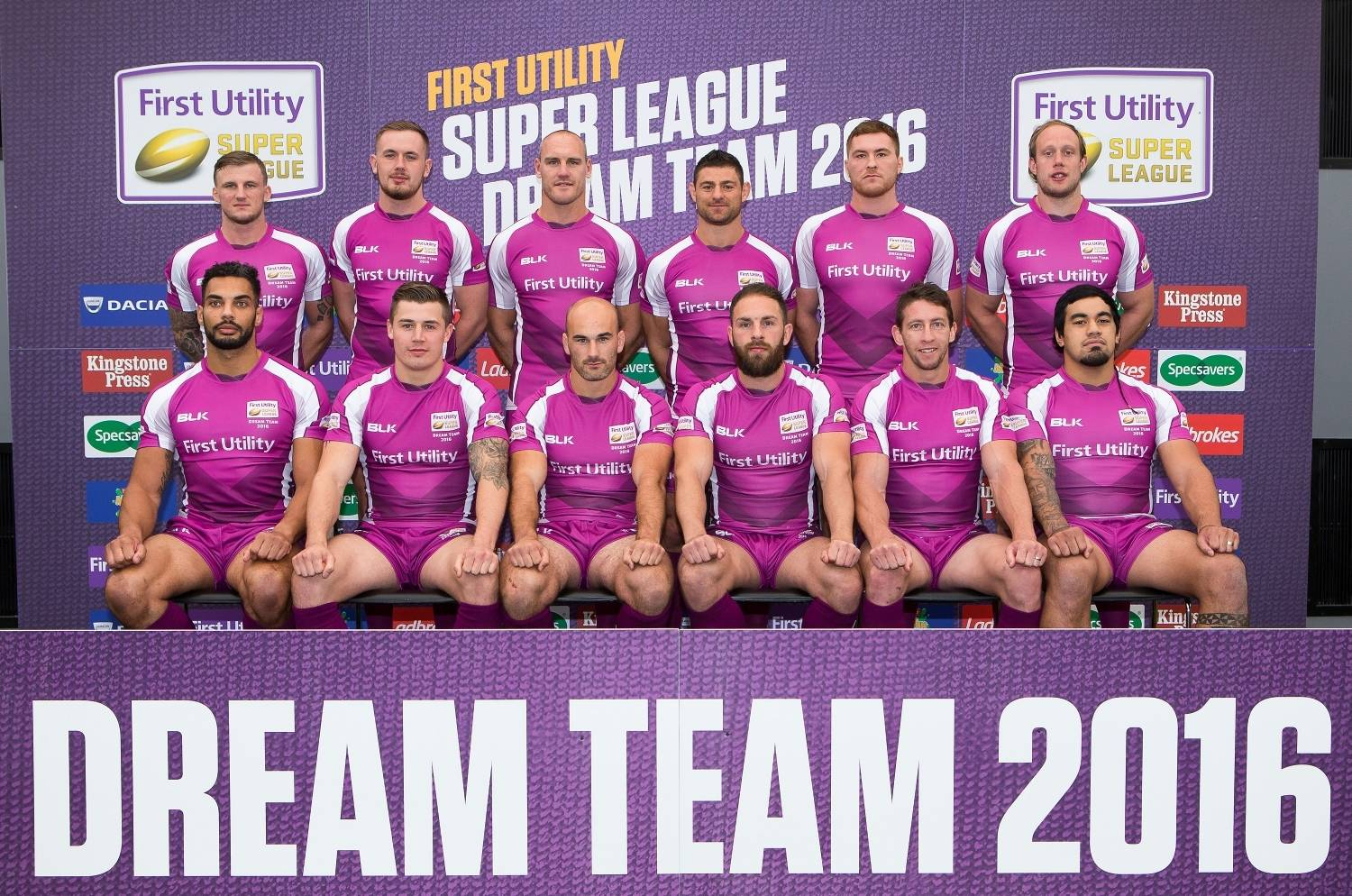 5bed096fdfb 2016 First Utility Super League Dream Team revealed