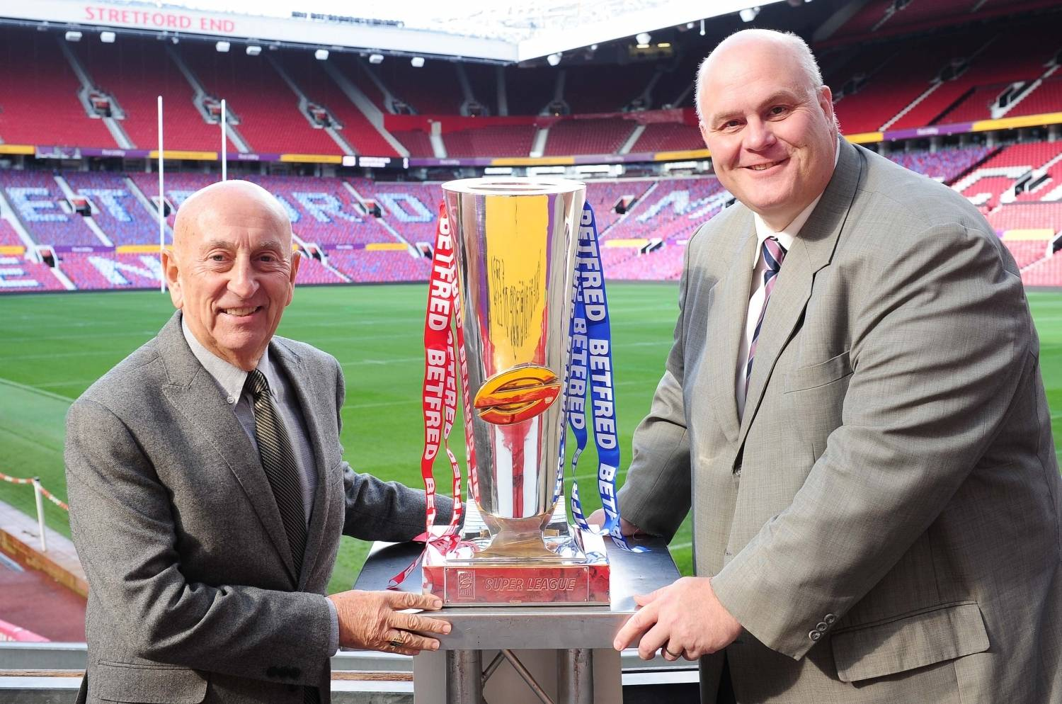 Betfred announced as new title partner for Betfred Super League