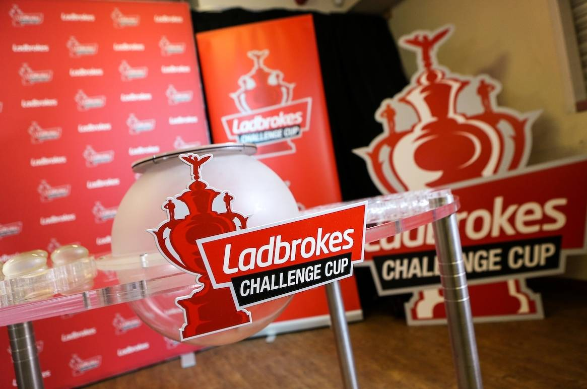 Joynt and Senior to conduct Ladbrokes Challenge Cup sixth round draw
