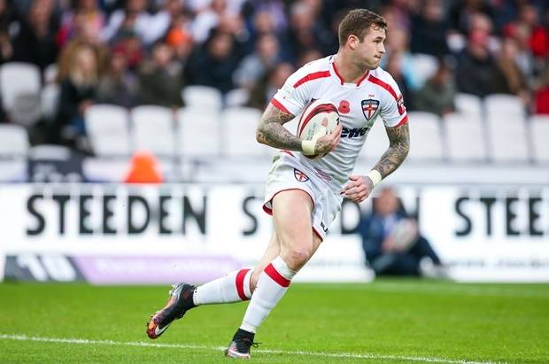 Hardaker determined to win back England place