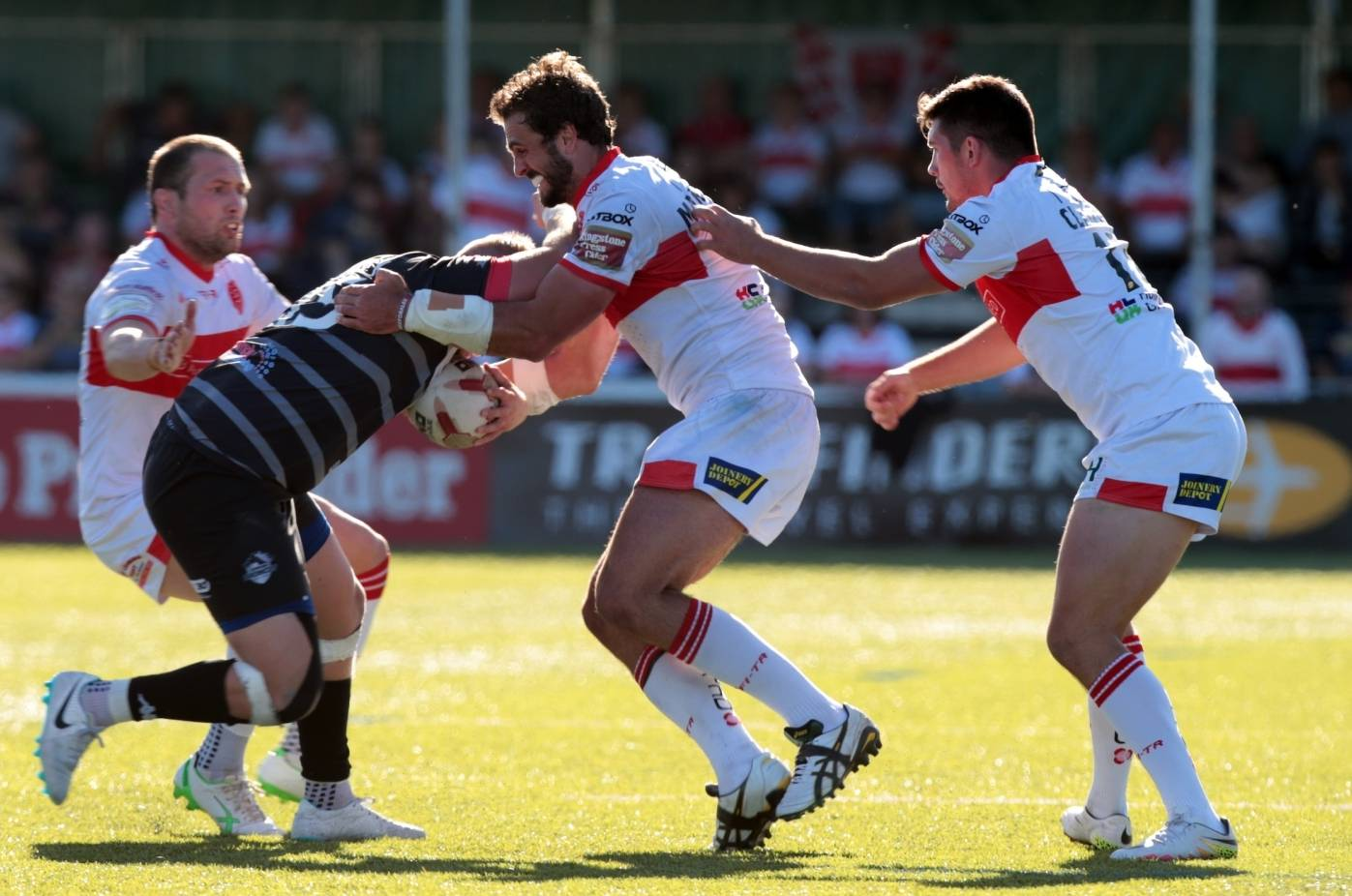 Broncos face Rovers challenge