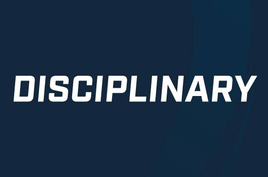 Disciplinary | Match Review Panel
