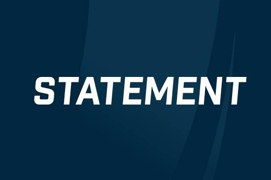 Rugby Football League statement: Zak Hardaker
