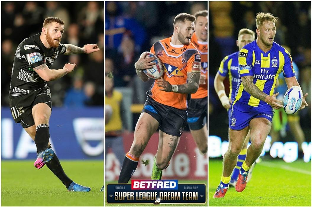 Betfred Super League Dream Team: Top 5 players in round 3