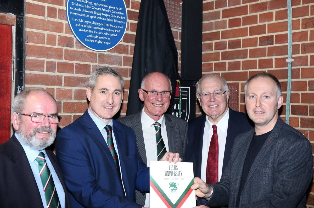 Student RL pioneers celebrated on 50th anniversary
