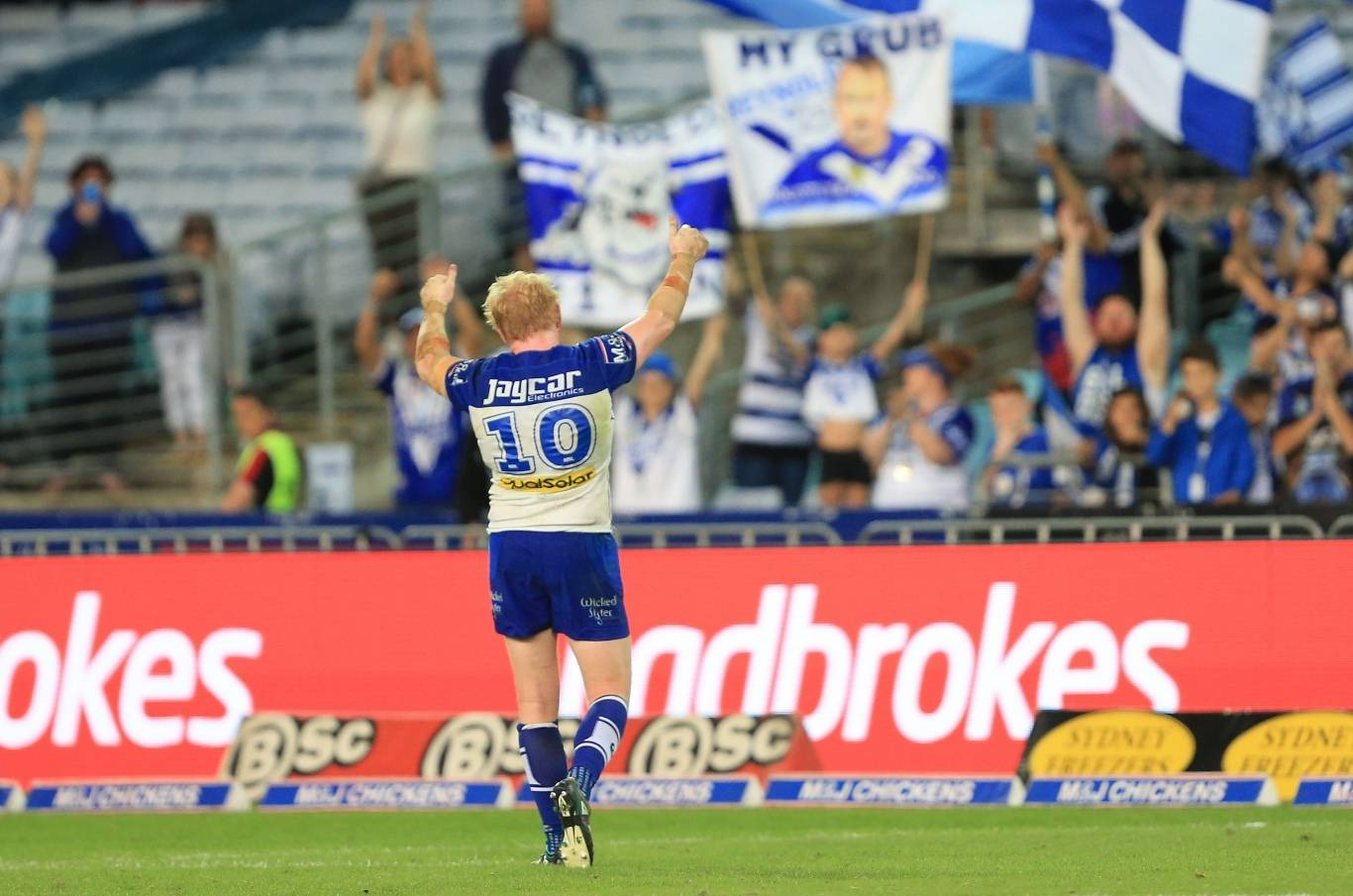 Home & Away: NRL Round Seven