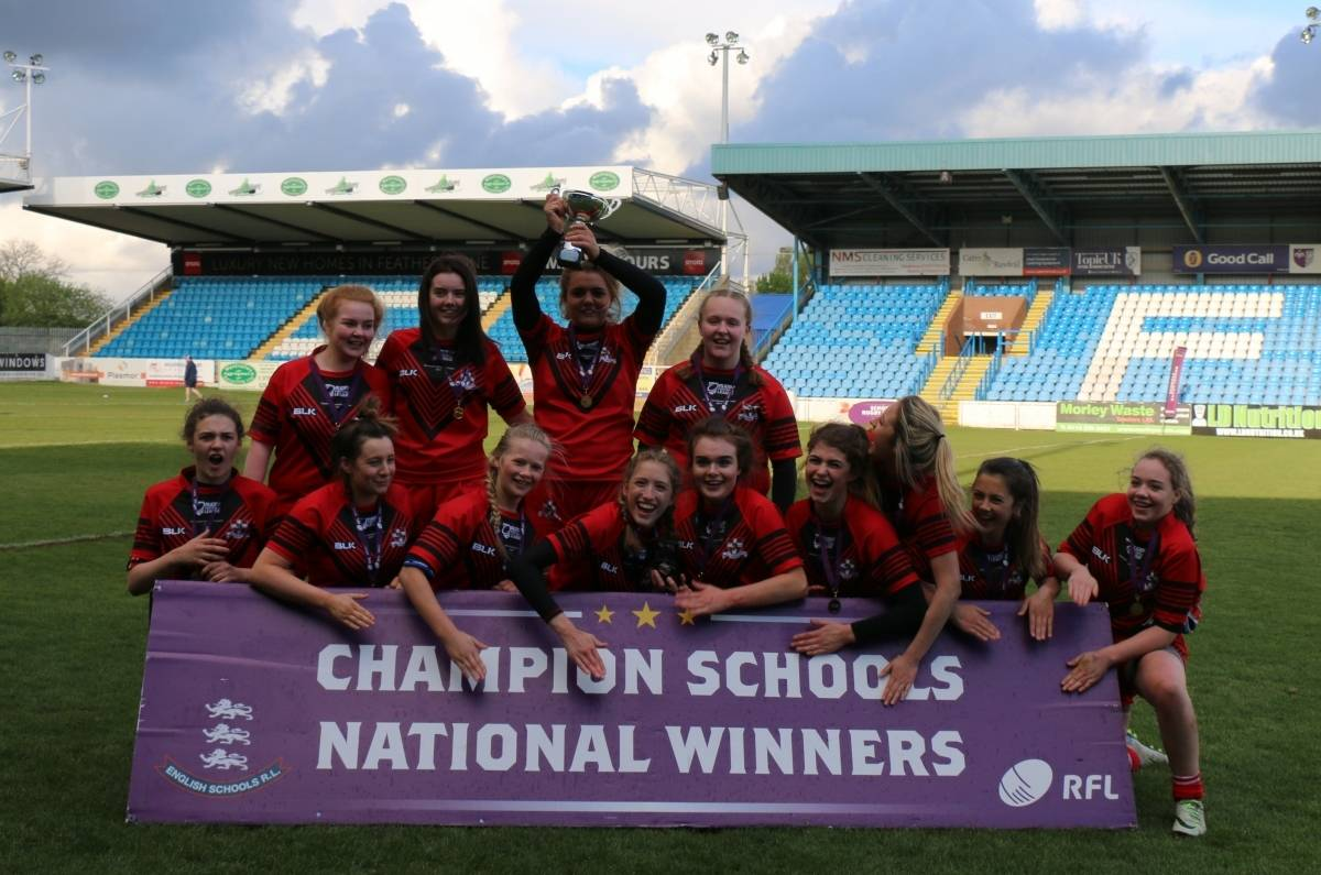 St John Fisher claim national Year 11 title