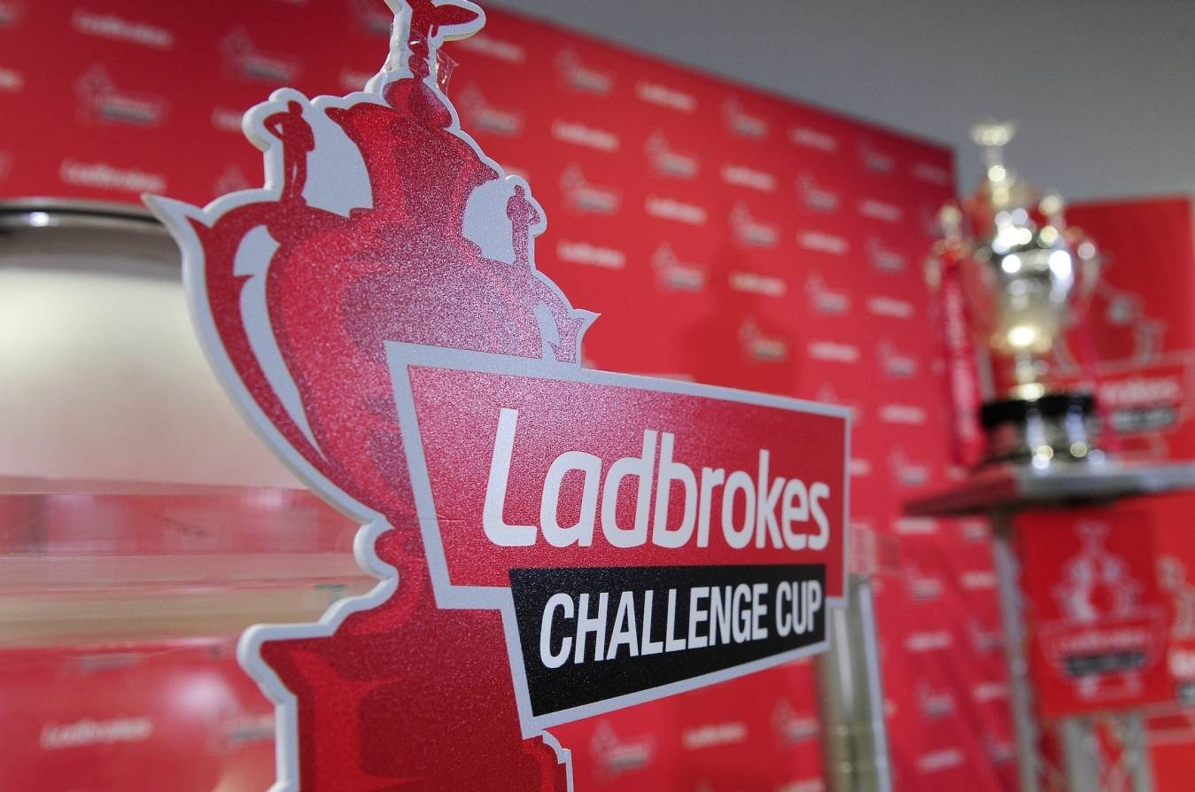 Ladbrokes Challenge Cup Quarter Final draw