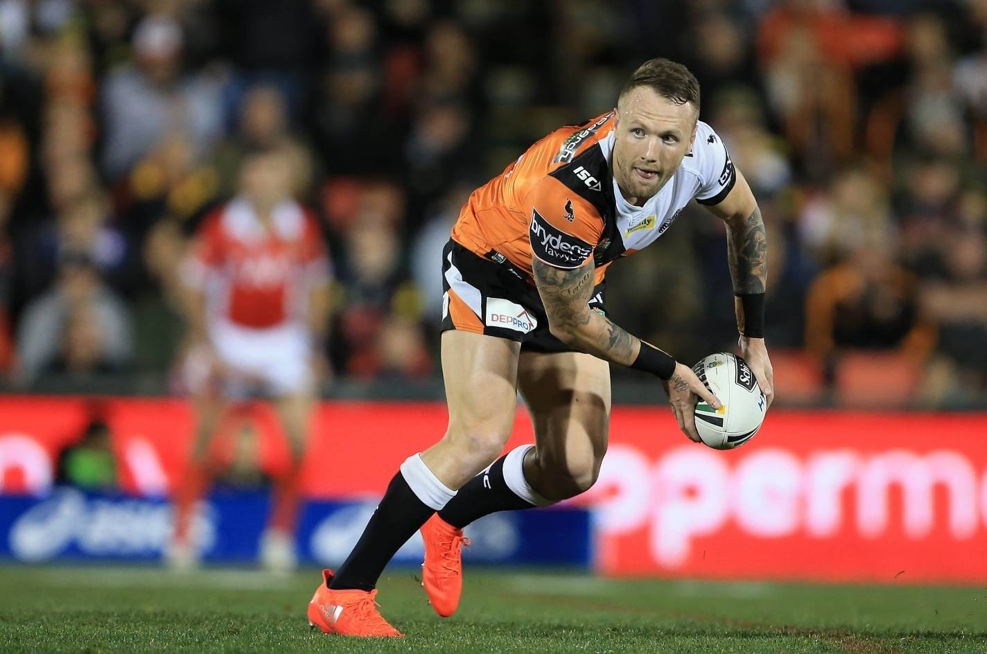 Huddersfield sign Rankin from Wests Tigers