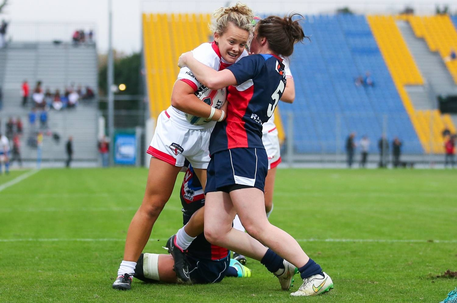 Report | France Women 8-14 England Women