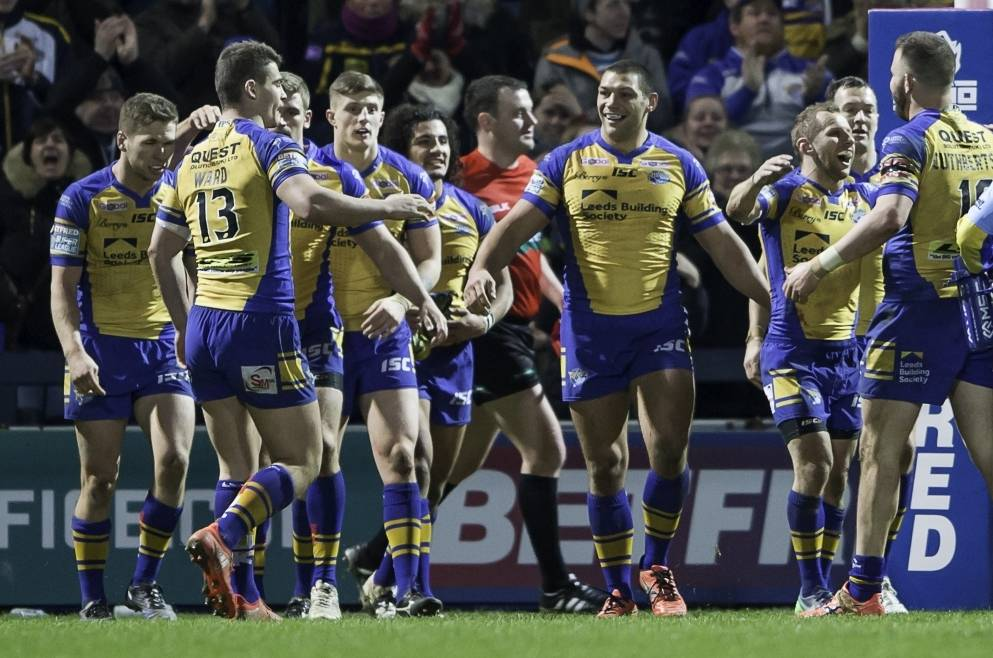 Leeds secure eighth straight win over Hull