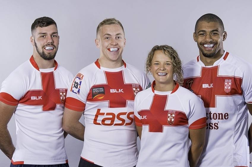 England Rugby League partner with OPRO