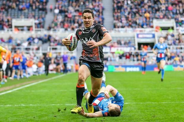 Young half-back Holmes leaves Castleford to join Featherstone