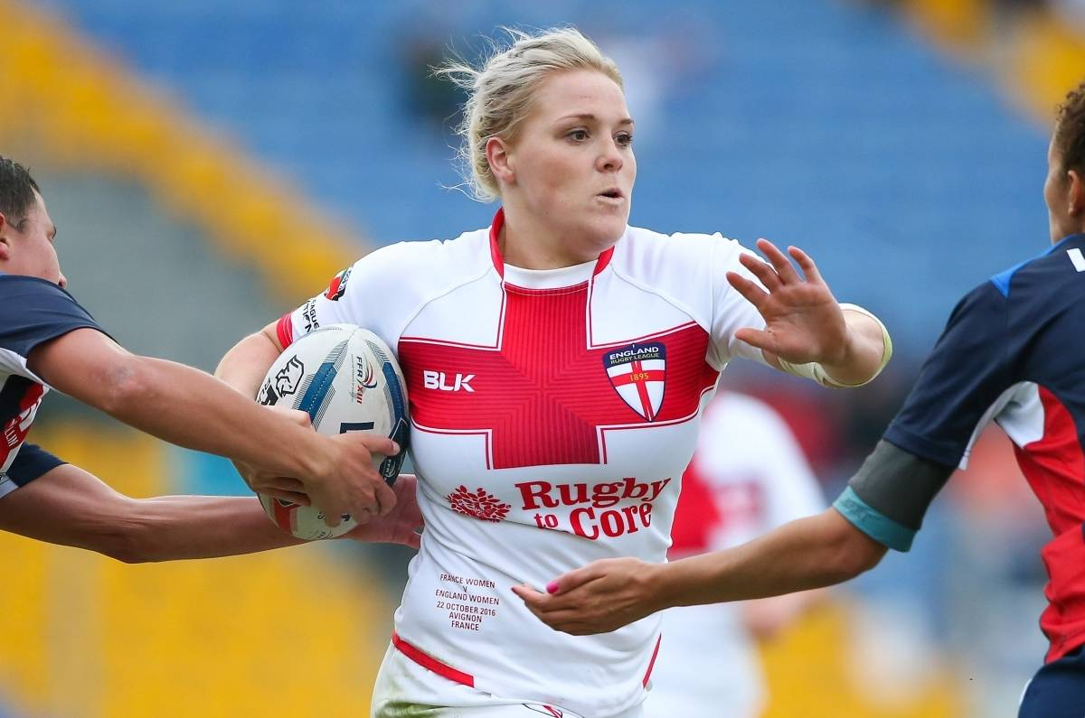 England Women's squad named for Rugby League World Cup