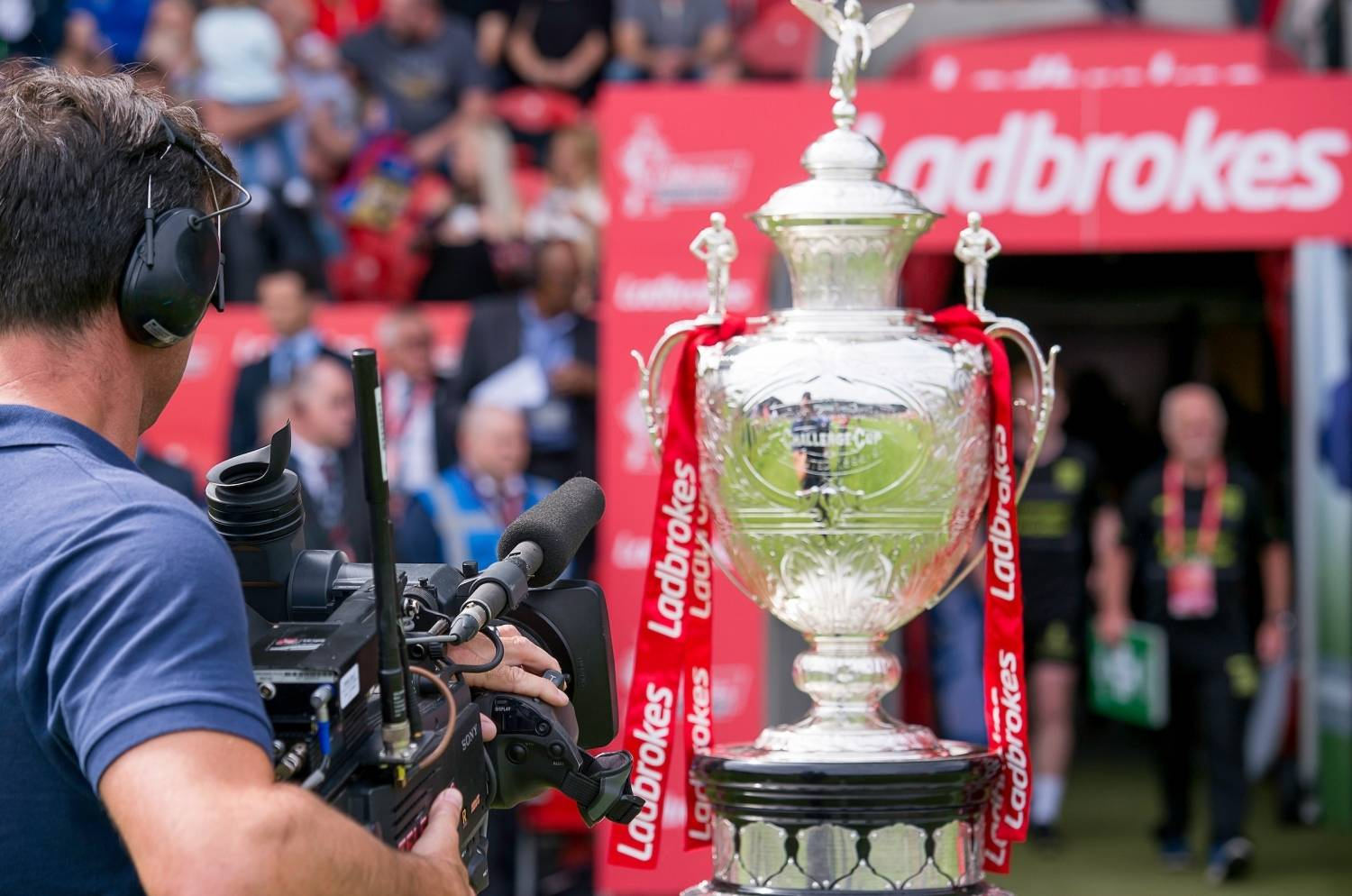 Second round fixture confirmed for BBC Sport stream