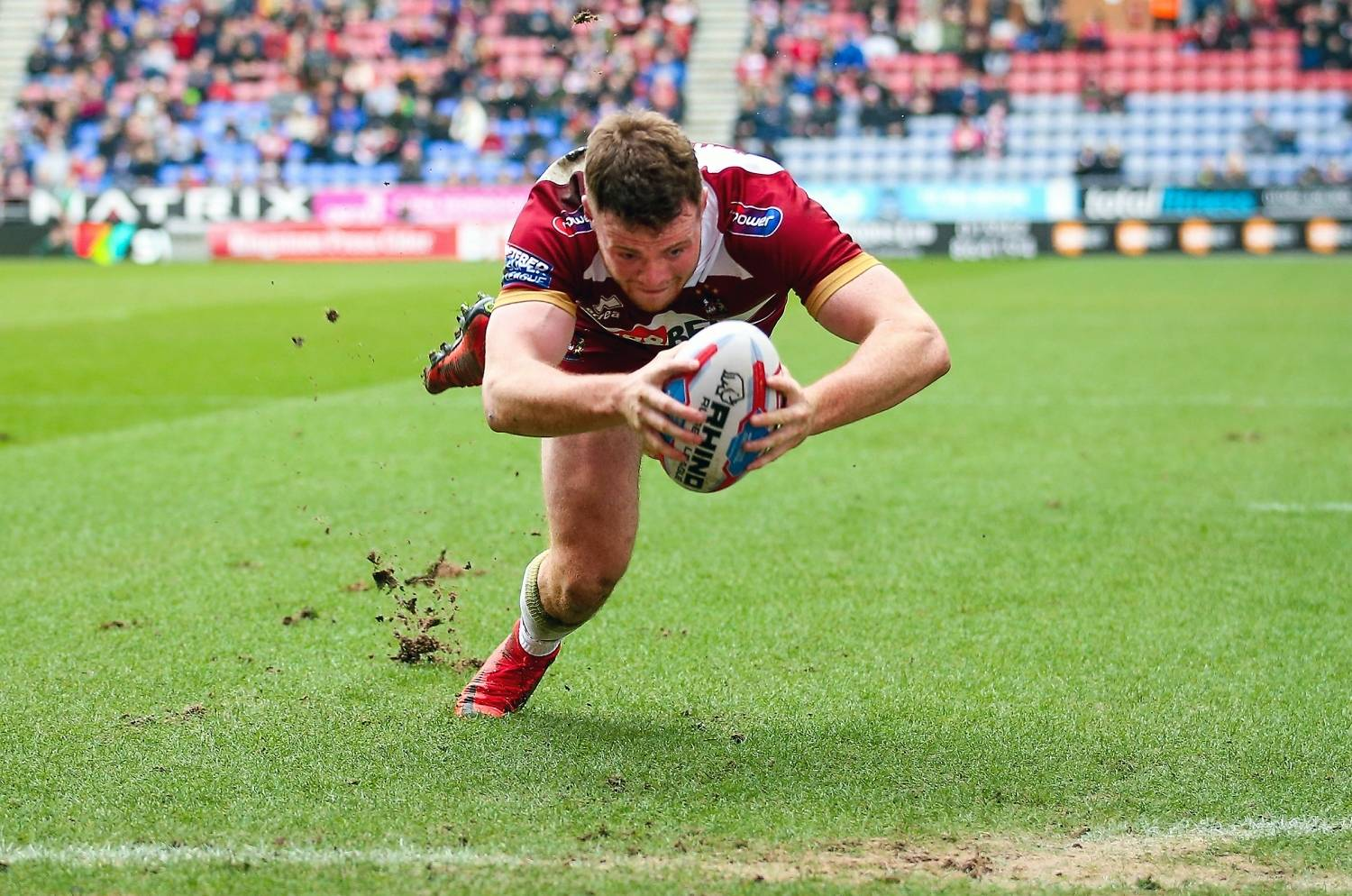 Burgess hat-trick hands Trin first loss