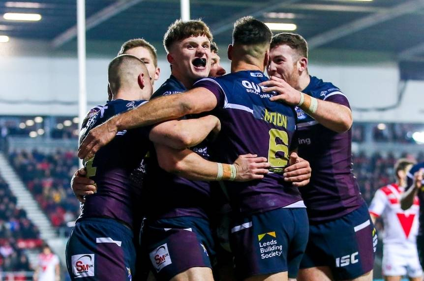 Leeds end Saints unbeaten start