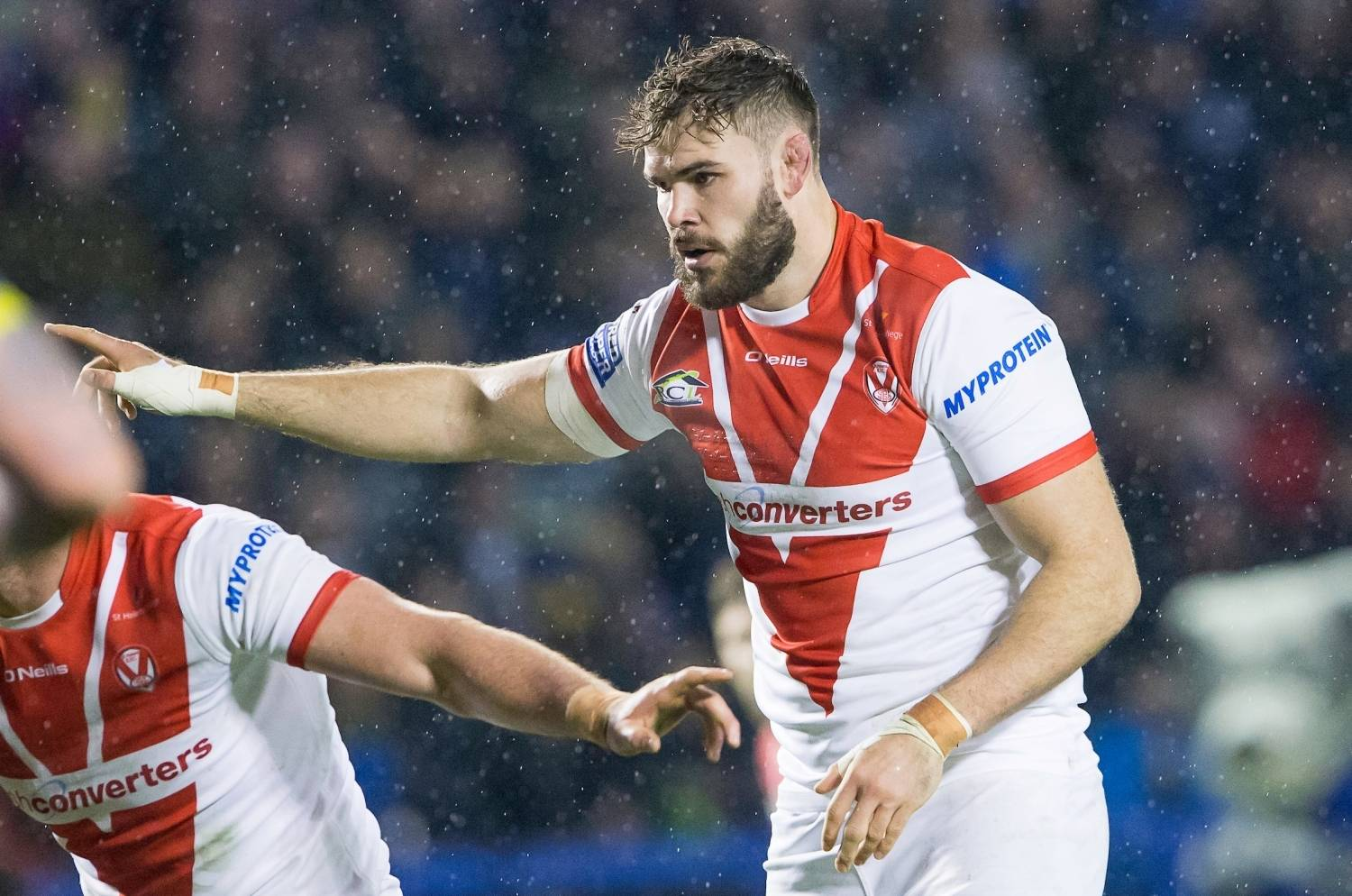 Walmsley ruled out long term