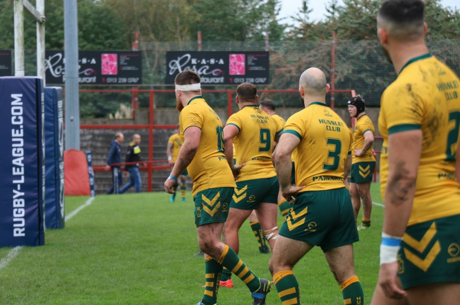 NCL round-up | Hunslet lead the way