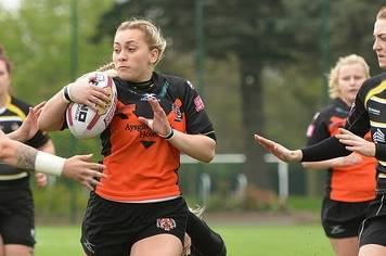 Castleford Tigers Women to take on Déesses Catalanes