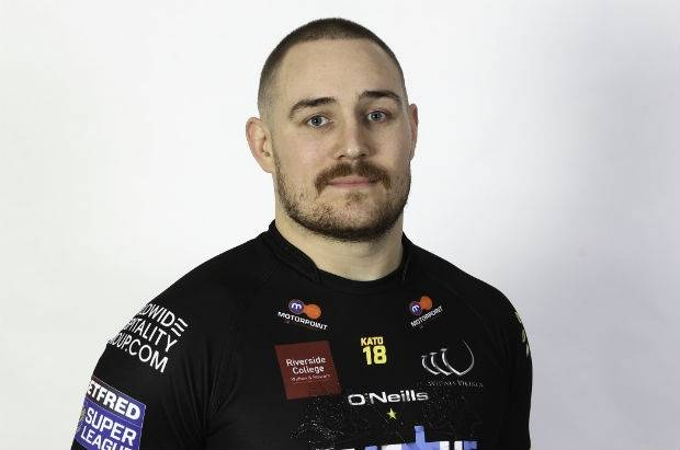 Gil Dudson signs three-year contract extension at Widnes