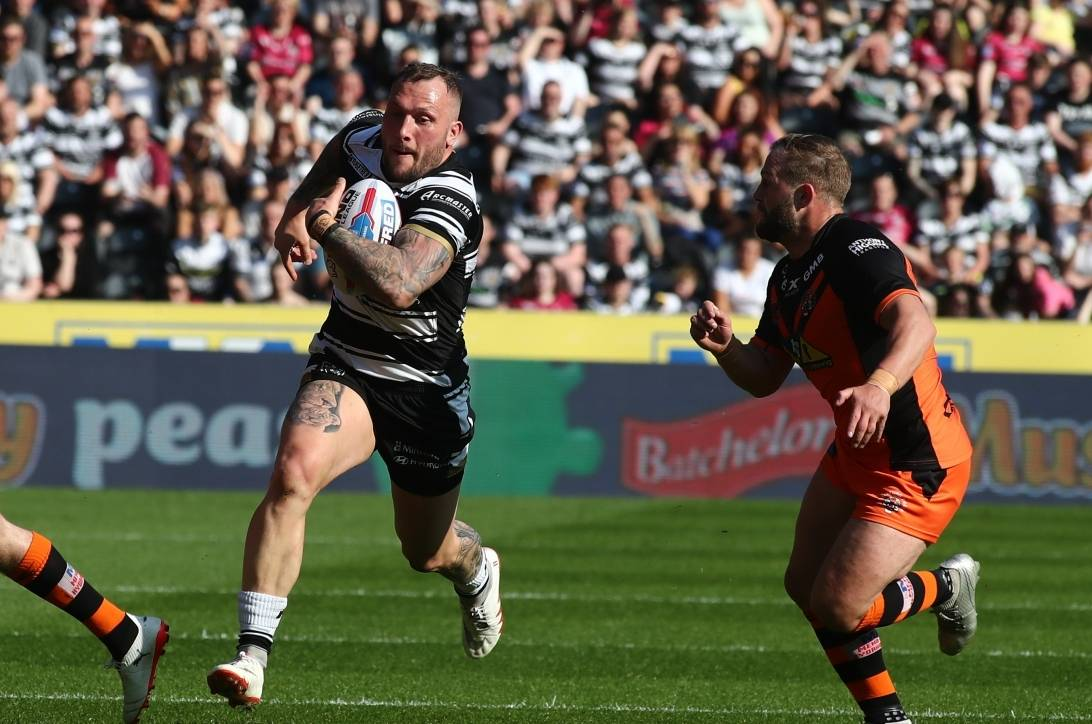 Griffin pens new deal with the Black & Whites