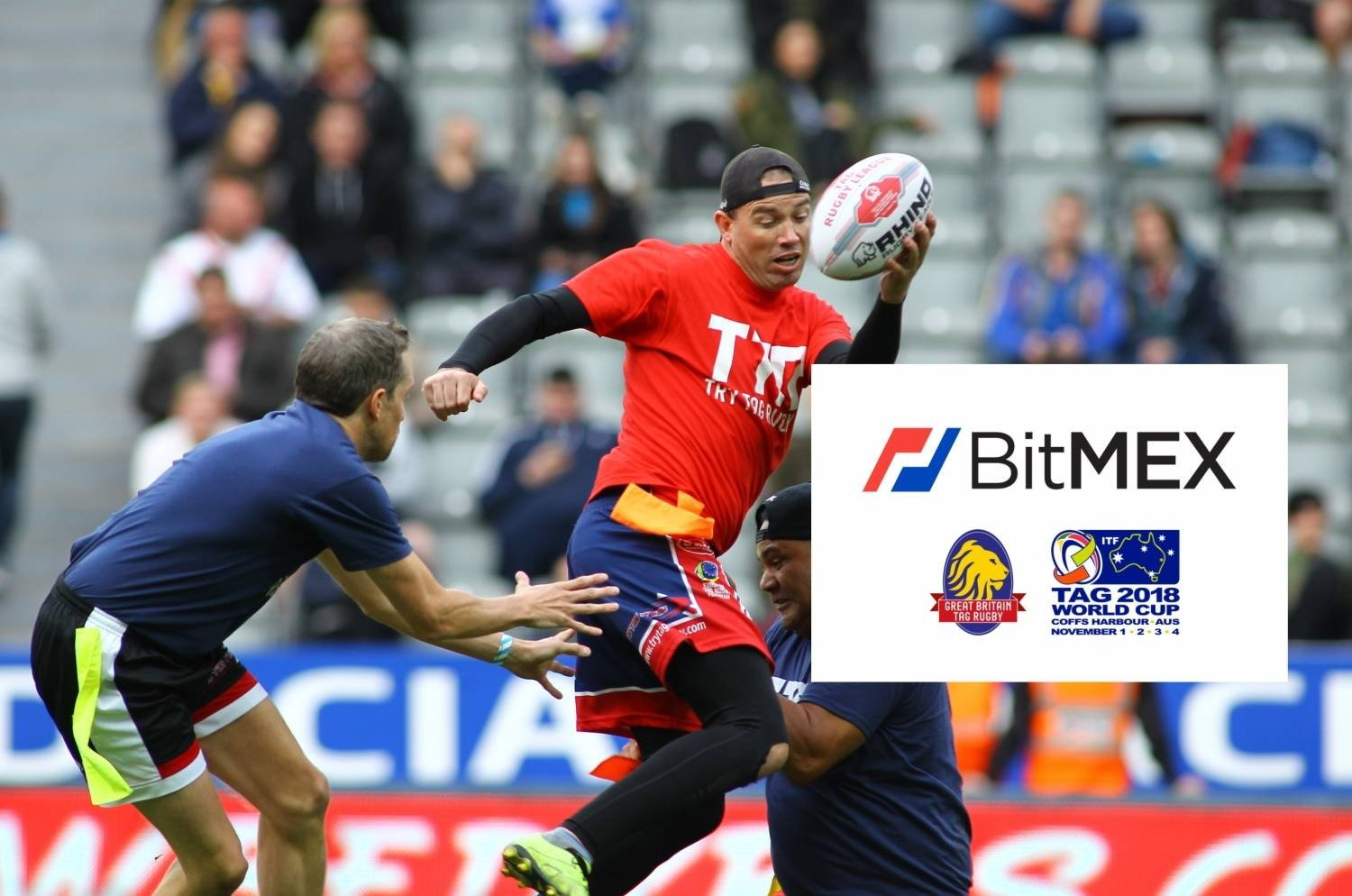 Great Britain Tag Rugby announce World Cup Squads and Lead Partner