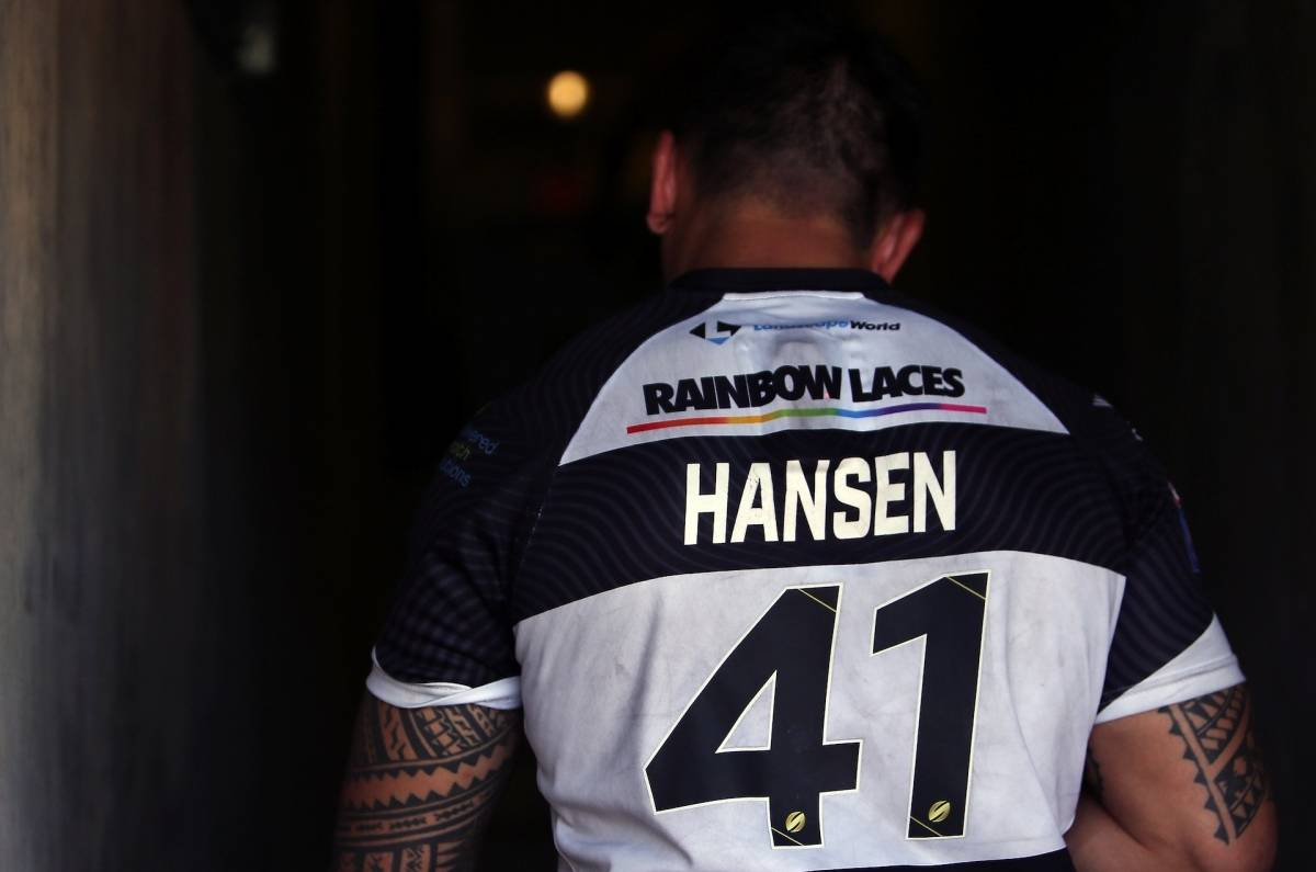 Harrison Hansen commits to Widnes Vikings