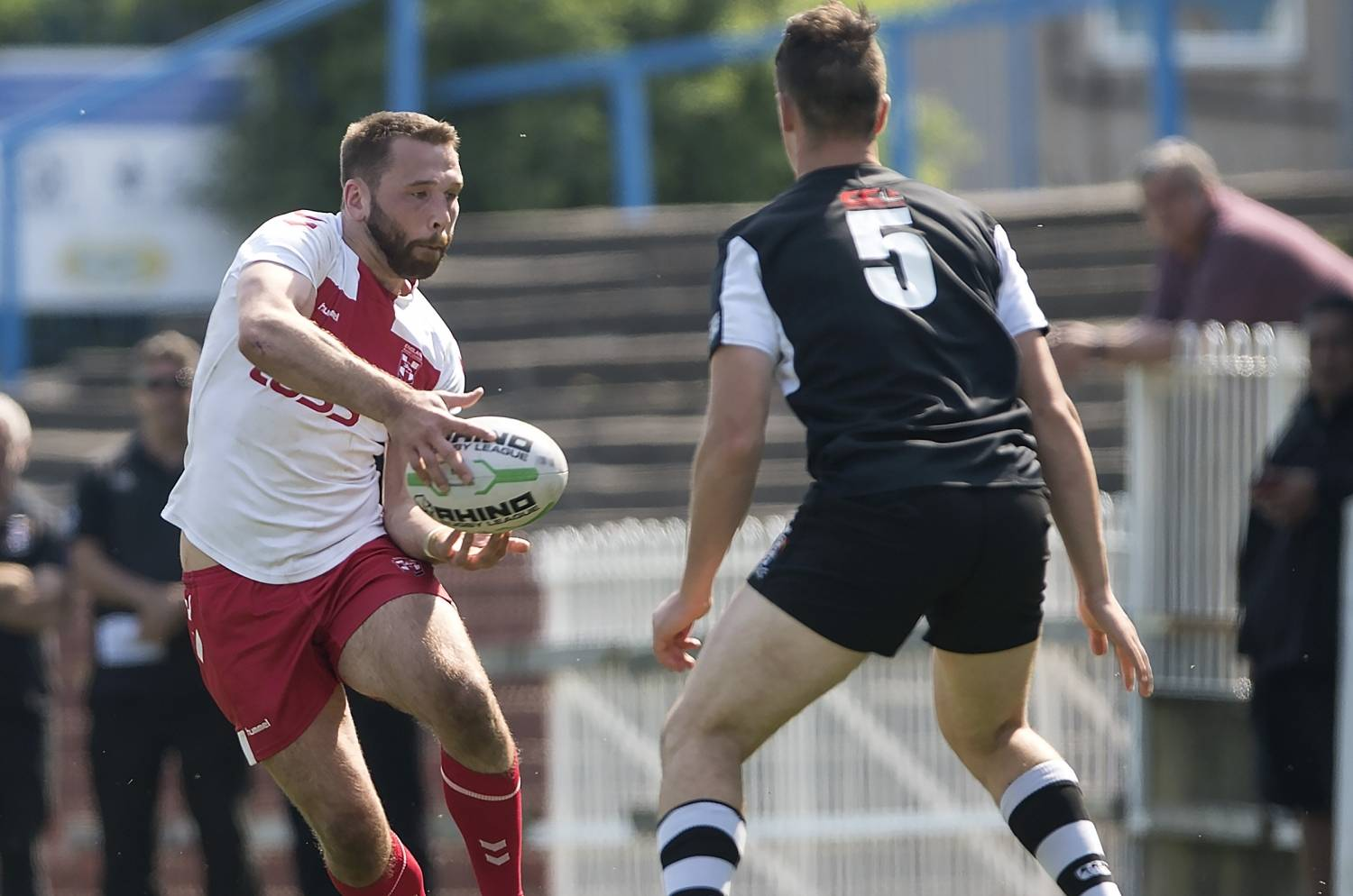 England Universities Rugby League Regional Coaching Teams Announced