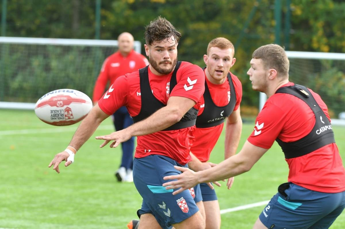 England Knights squad to face PNG in first Test