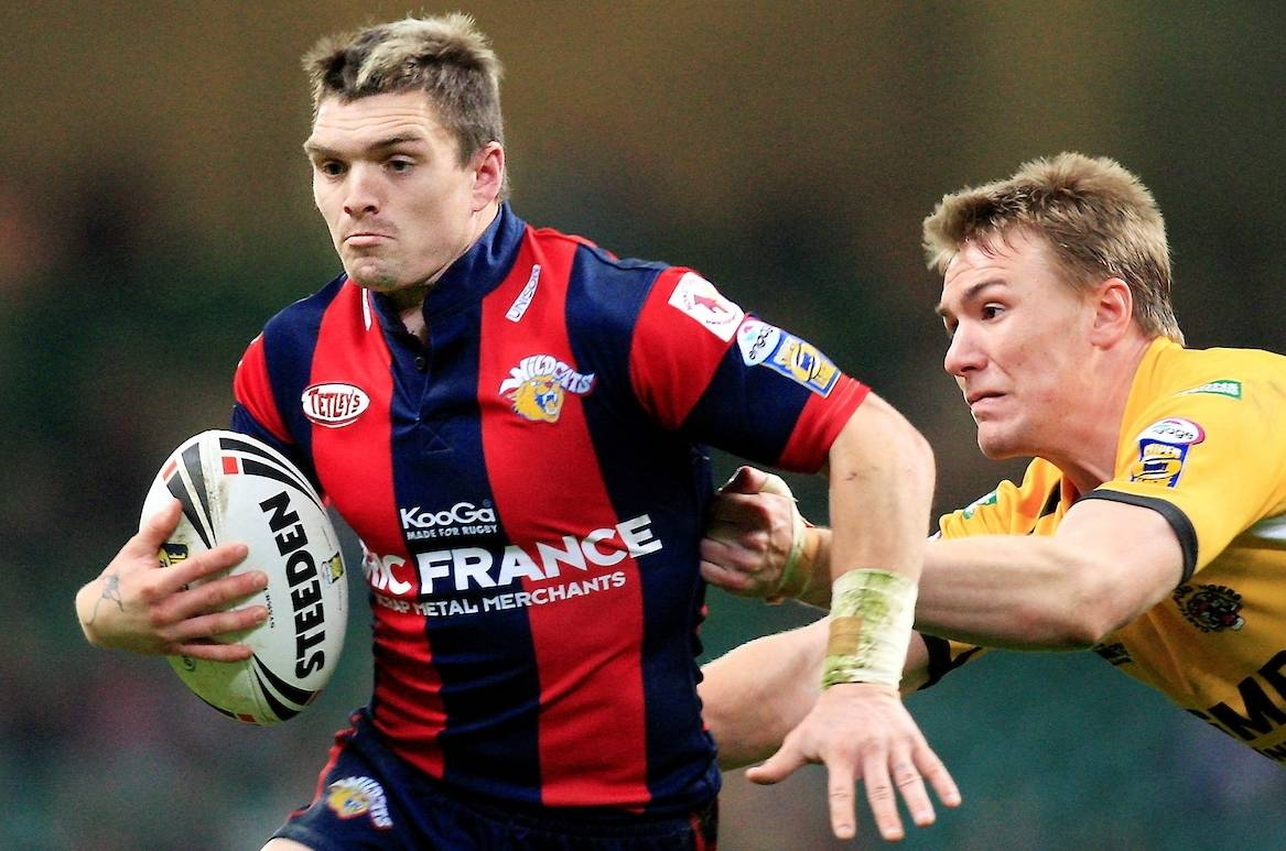 Brough rejoins Wakefield for third spell