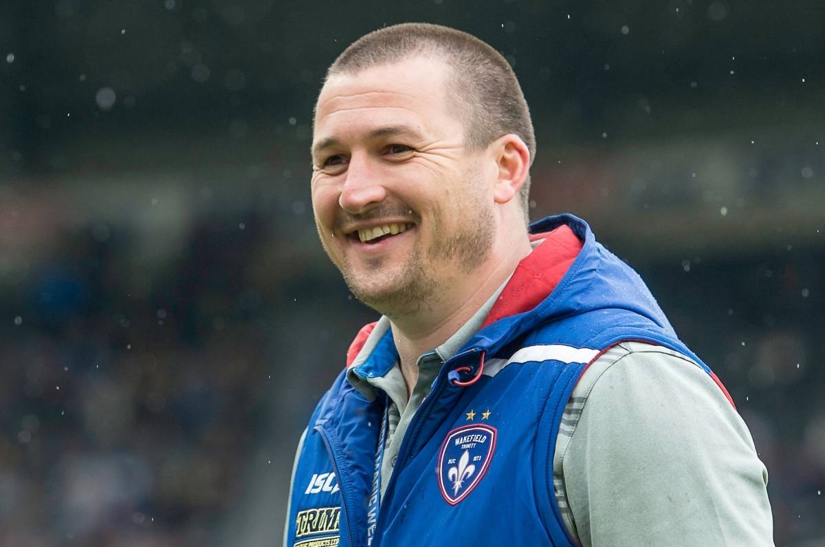 Chris Chester signs new Wakefield Trinity contract