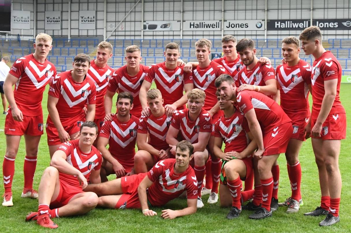 Watch Lancashire Academy v Australian Schoolboys live on Our League