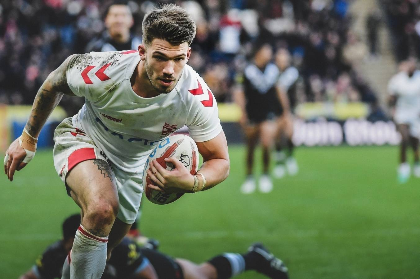 The Players' Record: Oliver Gildart