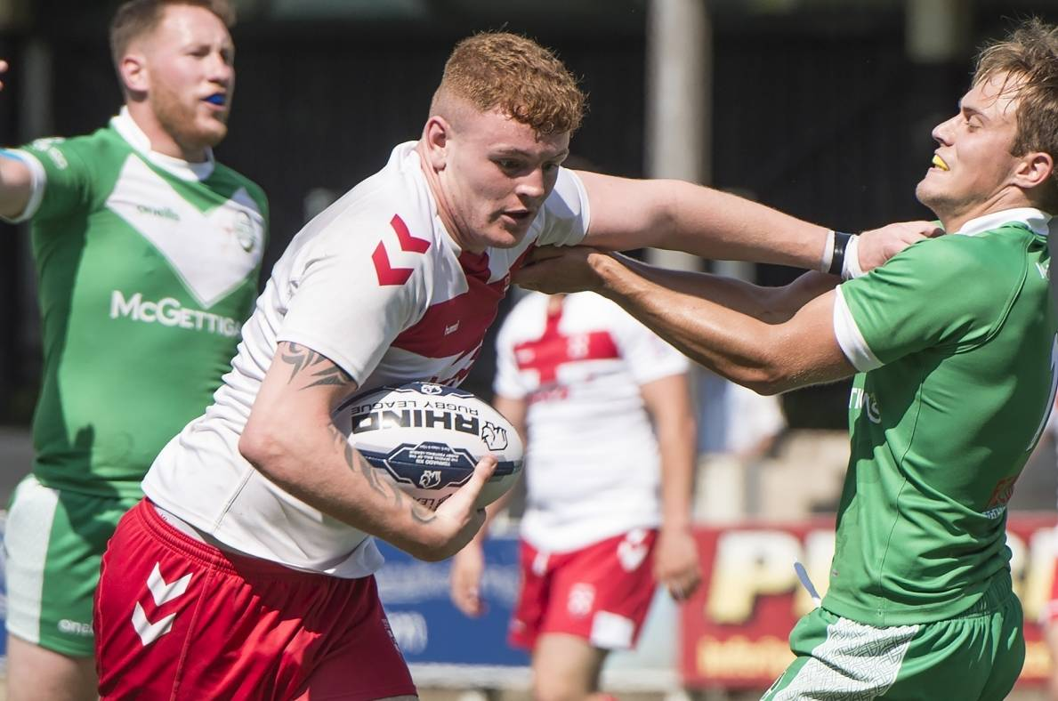 Nido Student to back England Universities Rugby League