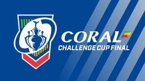 Coral Challenge Cup Final
