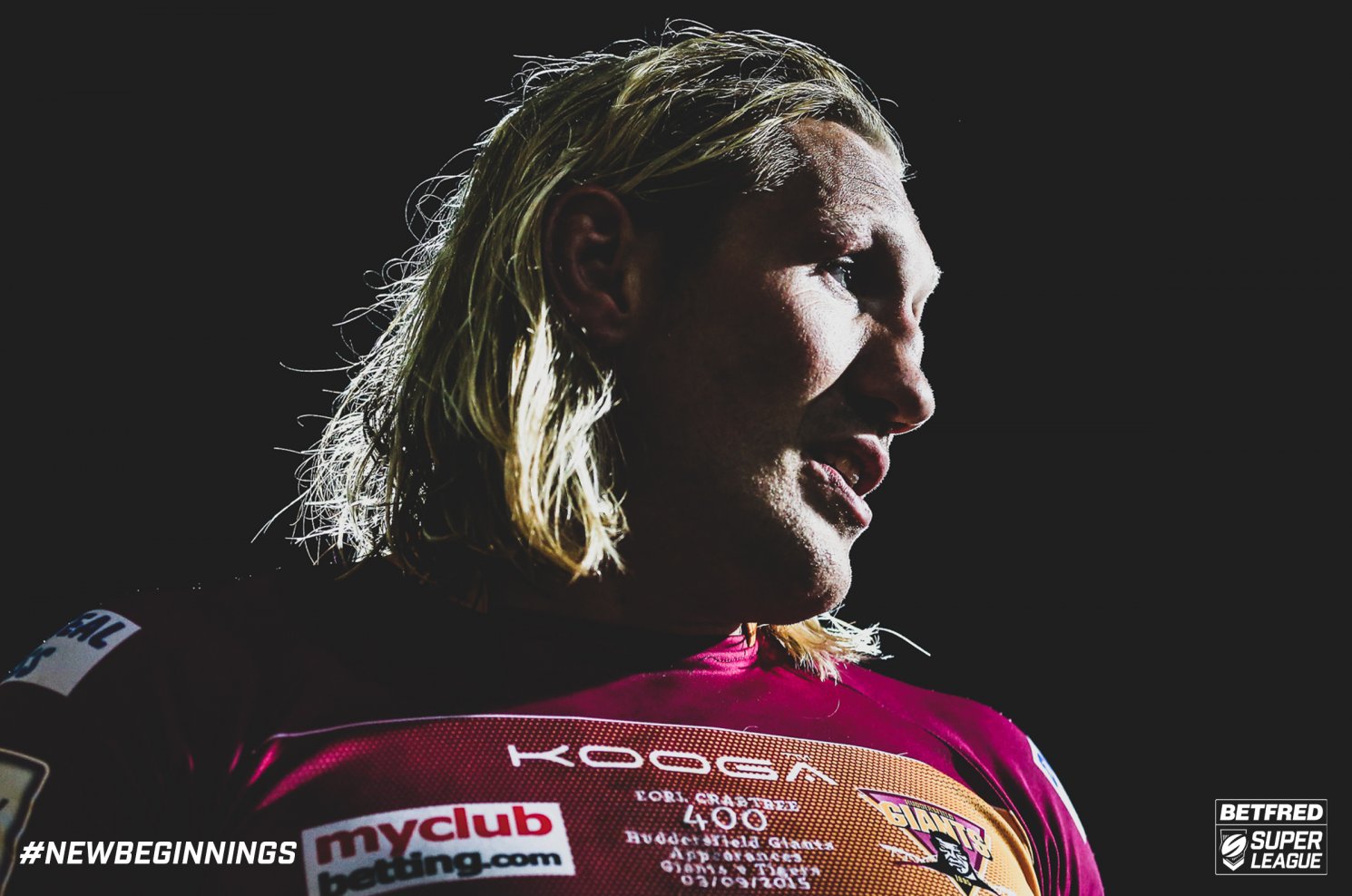 Eorl Crabtree: Man of Steel Panel