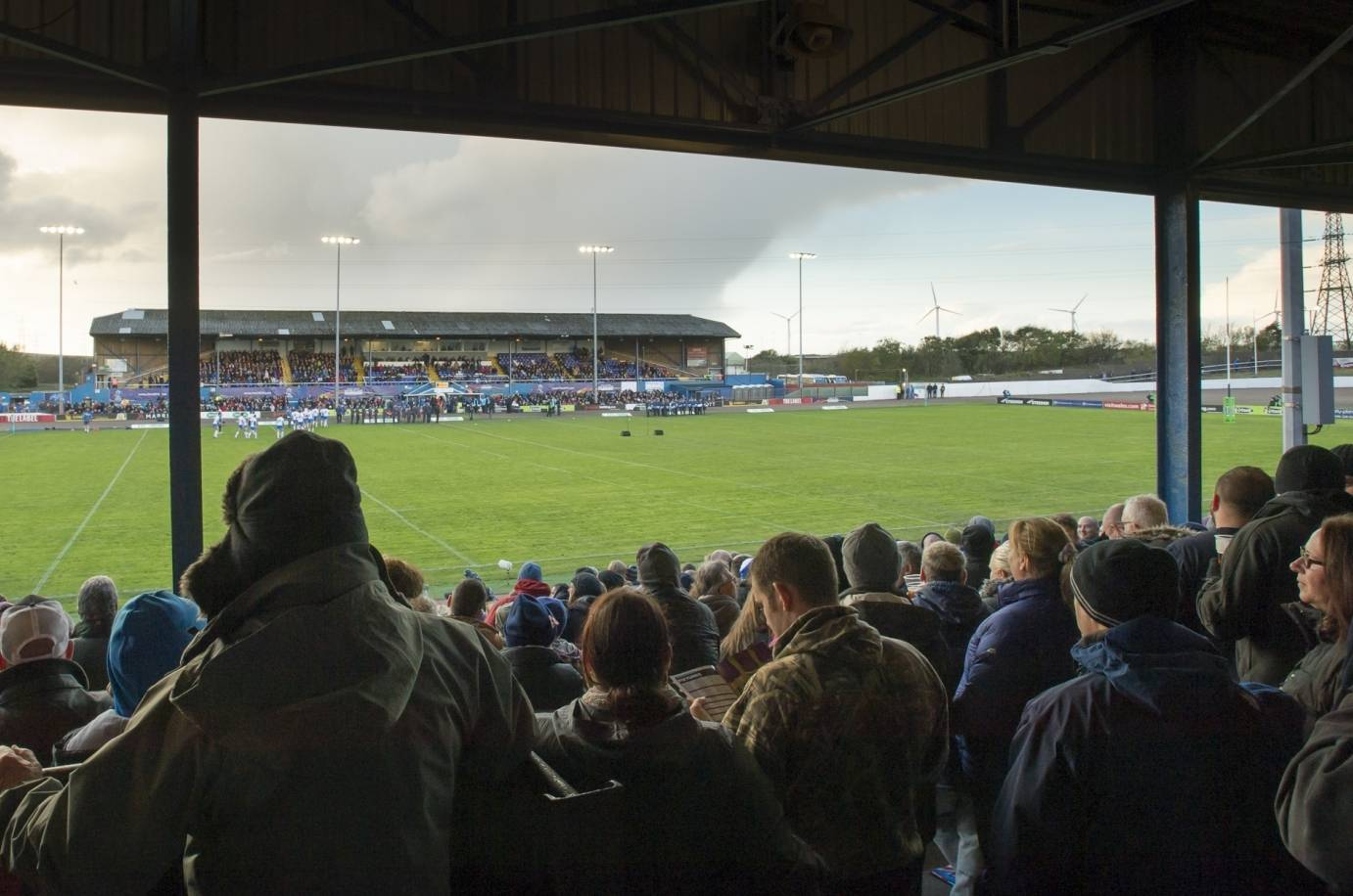 Workington Town v Siddal re-arranged