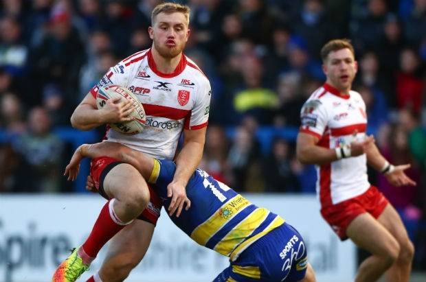Injury blow for Hull KR as James Greenwood ruled out for year