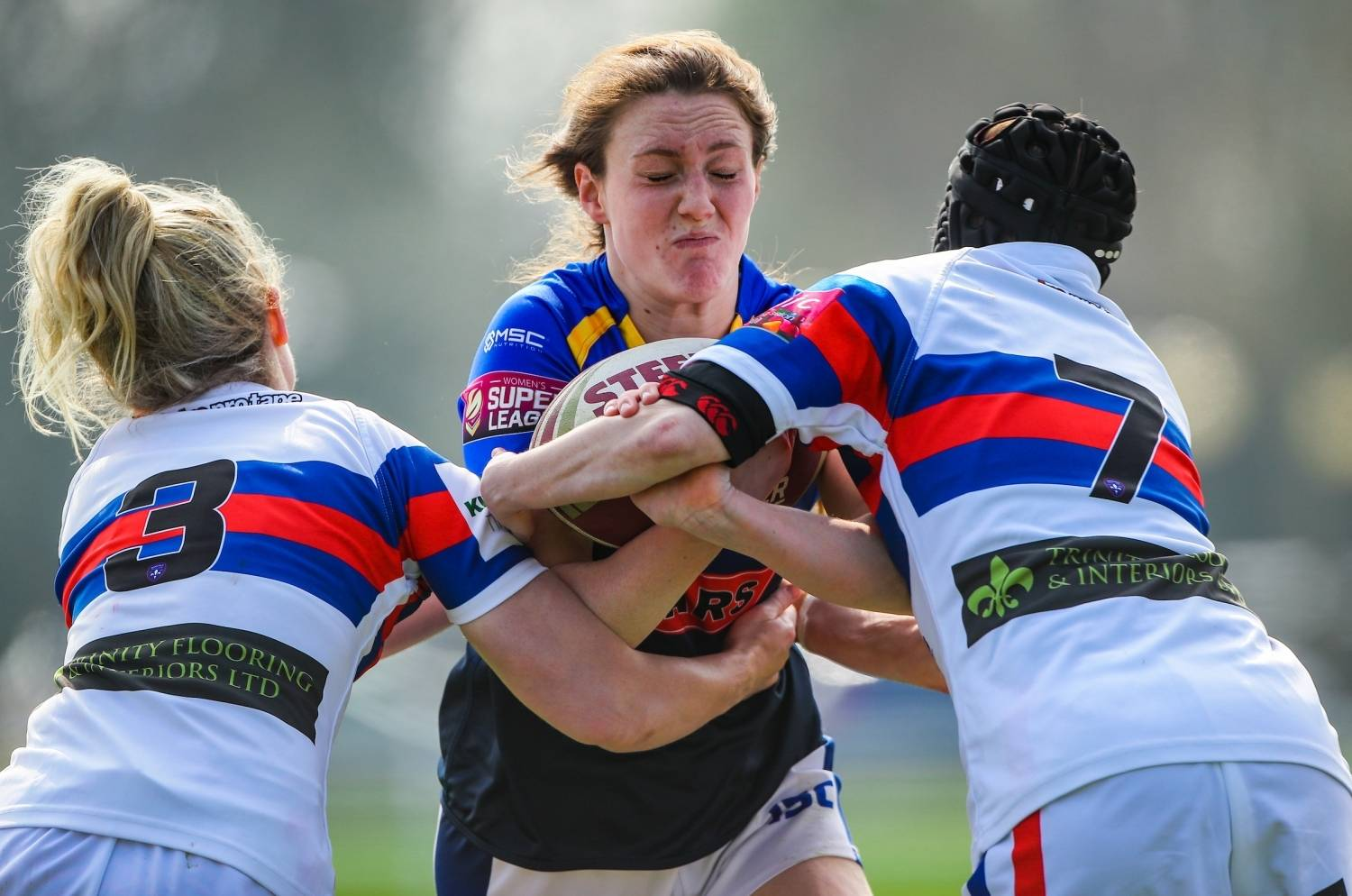 Women's Rugby League Round-Up