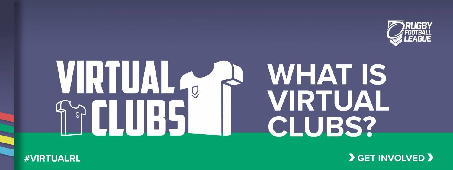 Virtual Clubs - Web Banners 1