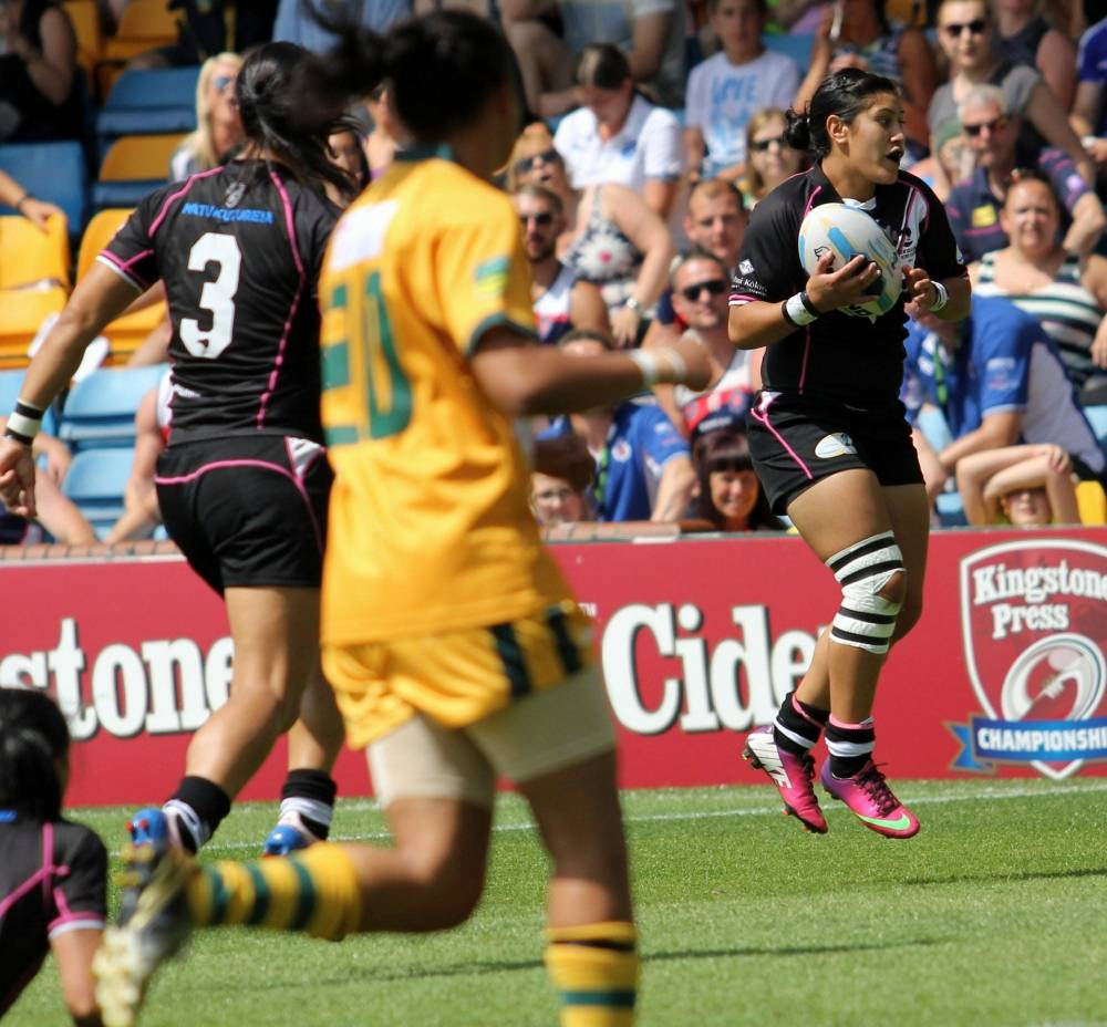 Women's World Cup Final: Australia v New Zealand